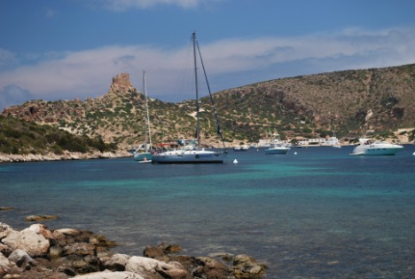 Mallorca - sailing and diving